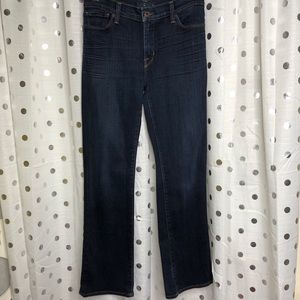 Lucky Brand Brooke Boot Cut 10/30 Average NWOT